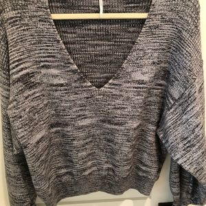 Free People Dresses - Free People sweater skirt and top